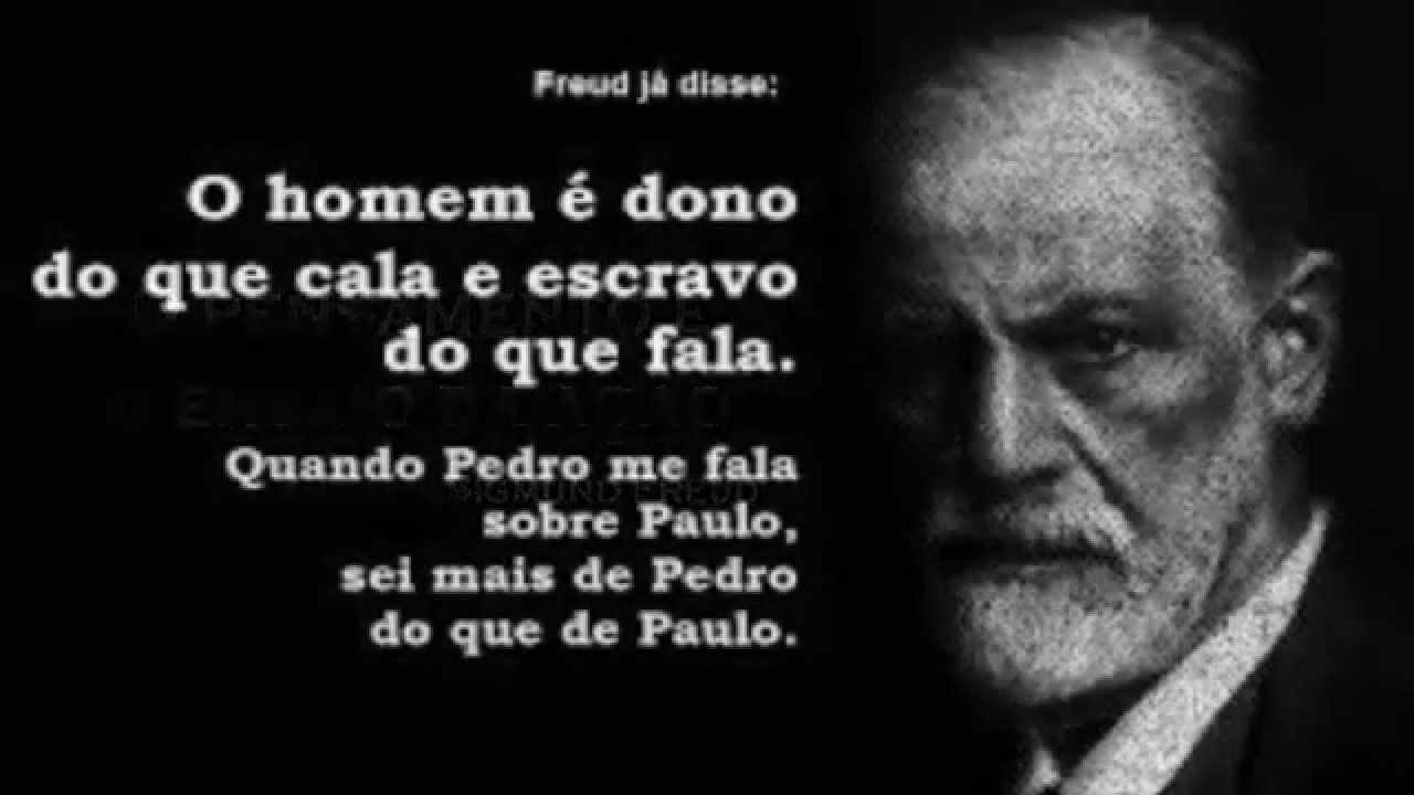 Frases Reflexivas De Vida: As Dez 'mais' Frases De Sigmund Freud