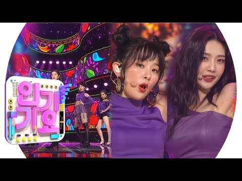 Red Velvet(레드벨벳) - Sunny Side Up! @인기가요 Inkigayo 20190623