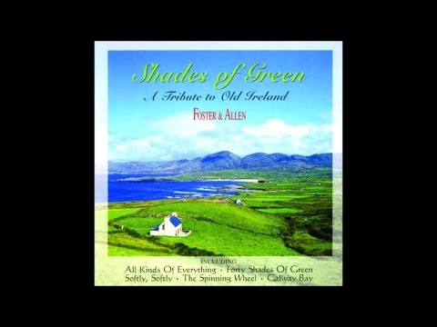 Foster And Allen - Shades Of Green CD