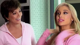 Ariana Grande Makes Her KUWTK Debut With Kris Jenner!