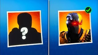 SKIN DEFIANCE BACK OF HEAD! THE CUBE IS BREAKING FORTNITE FREE V-BUCKS FORTNITE