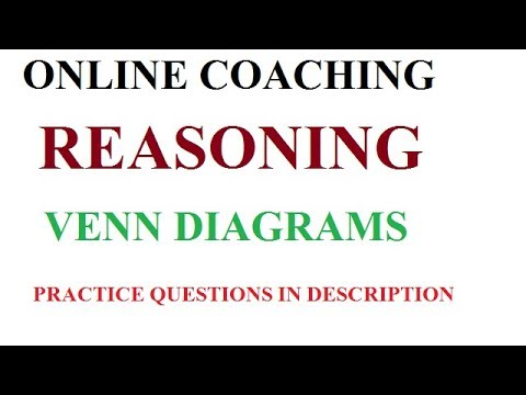 Online Coaching Venn Diagram Reasoning Youtube