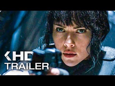 GHOST IN THE SHELL Teaser Trailer German Deutsch (2017)