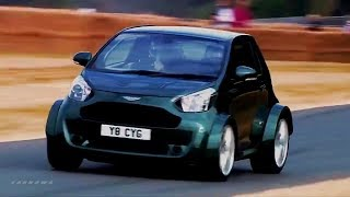 Aston Martin Cygnet V8 - Goodwood 2018