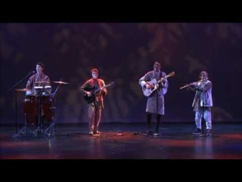 Colonial Cousins - Krishna Nee Begane (Azan & The Djinn Cover) [HD]