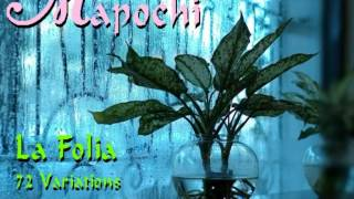 MAPOCHI - LA FOLIA 72 VARIATIONS( SOUND OF MAGIC BELL) FOR PIANO
