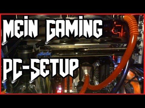 Mein High-End Gaming PC-Setup: Intel i7 4770k, GeForce GTX 770, Wasserkühlung , ASUS Maximus