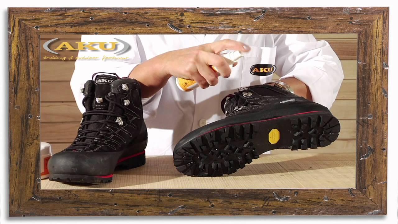 AKU shoe care tips