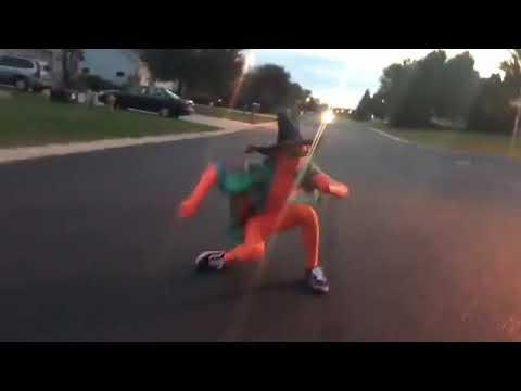 When the Pumpkin Hill theme kicks in