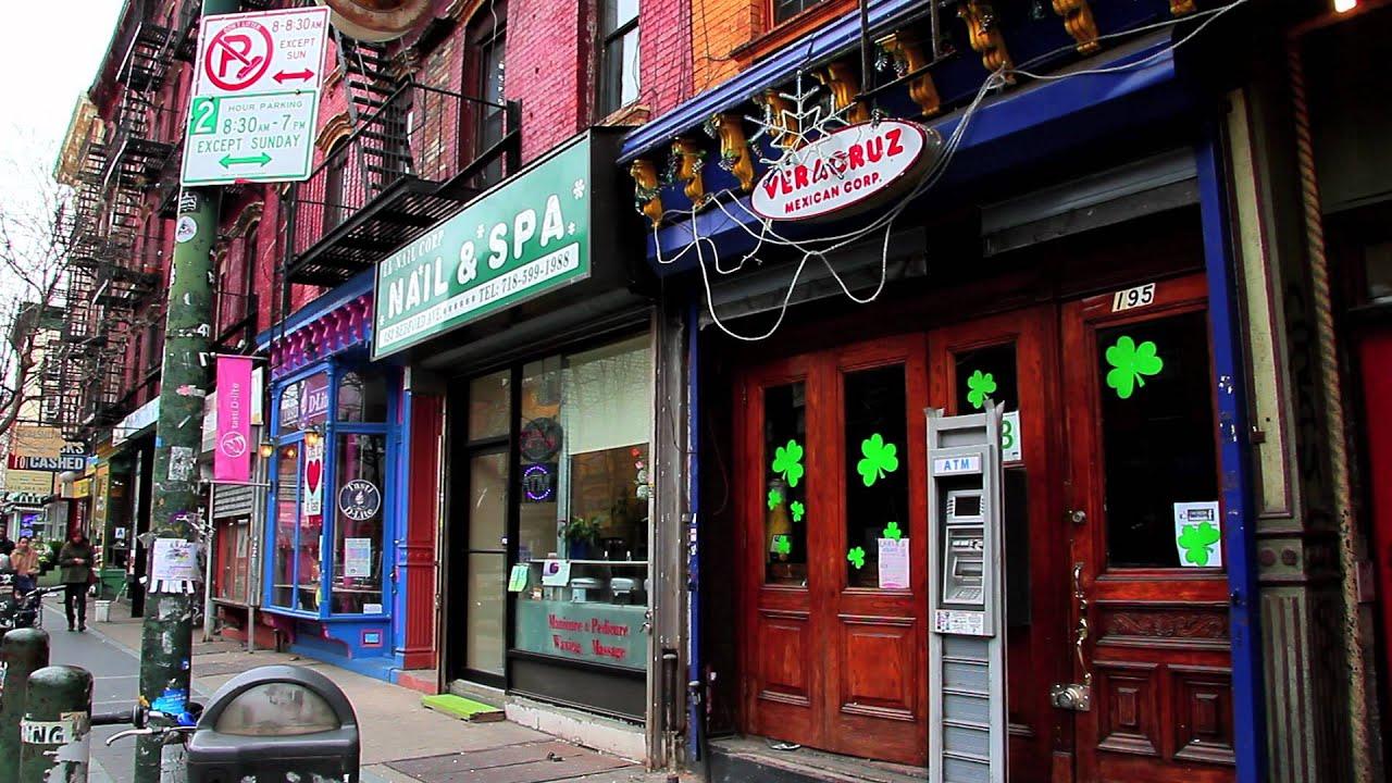 Muninyc Bedford Avenue Amp North 7th Street Williamsburg Brooklyn 11211 Youtube