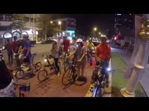 TUESDAY NIGHT RIDE organized by BANGSAR CYCLING GROUP