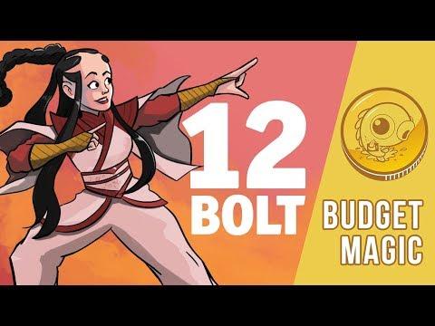Budget Magic: 12 Bolt (Modern)