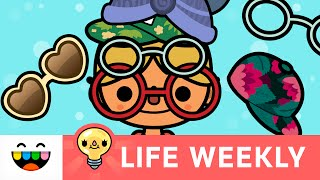 Would You Wear an Octopus Hat?! | Toca Life: City | Life Weekly | @TocaBoca