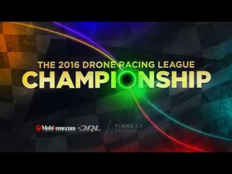 FPV Feeds from the 2016 DRL Championship + Korea 2016 FPV Drone Racing Final