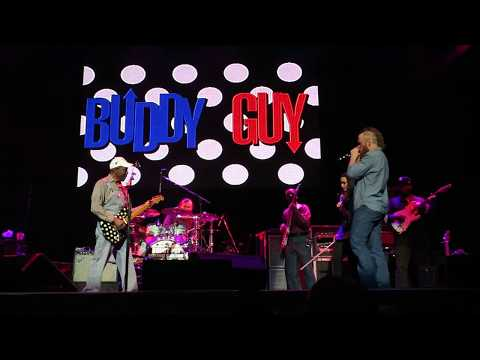 Buddy Guy w/The Ben Miller Band @The Wellmont Theatre, NJ 4/27/18 Come On In This House/Rock Me Baby