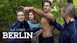 Perfekte Gene: Frau zapft Spermaprobe ab | Auf Streife - Berlin | SAT.1 TV