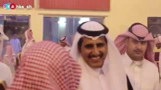 حفل زواج عايد بن طايس الفداغي