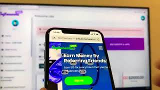 Make $500 Today With Influencersearn | influencersearn.com Get Paid To Refer Friends
