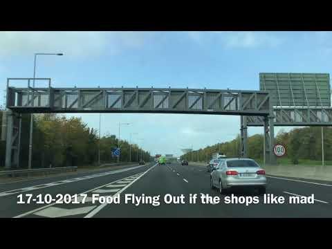 16/17th October 2017 🇮🇪  Hurricane Hits Ireland (if)