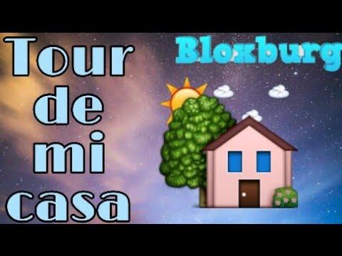 🏡Tour De Mi Casa De Bloxburg-ROBLOX/YessiGamer