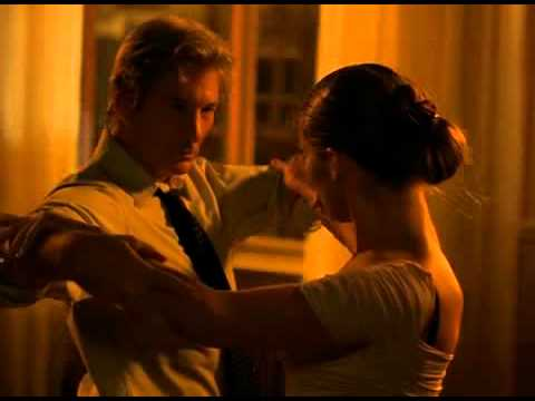 shall we dance scene   tango in the dark   jennifer lopez and richard gere