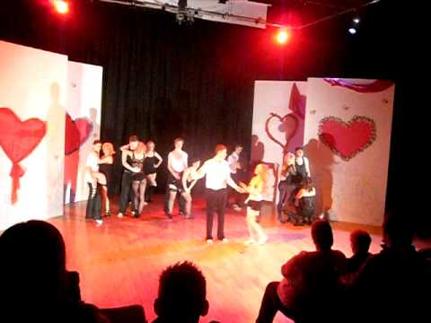 Full Length Version of  Cell Block Tango By Maxine & friends