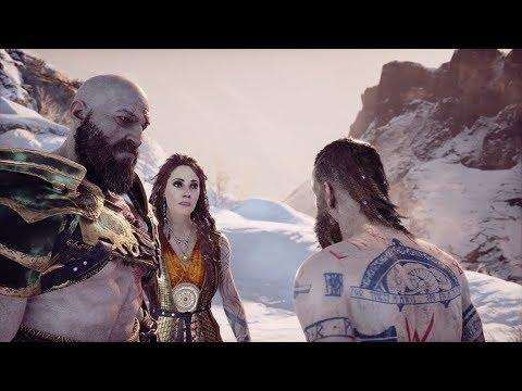 God Of War (PS4) - FINAL BOSS - Baldur - NO DAMAGE [GIVE ME GOD OF WAR]
