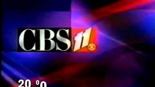 KTVT 11 (CBS) Ident / Timeline 1955 - 2010