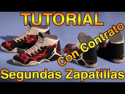 Crear otras zapatillas en Mi Carrera - NBA 2K15 Tutorial