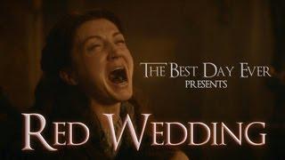 Red Wedding [Billy Idol & Game of Thrones Parody]