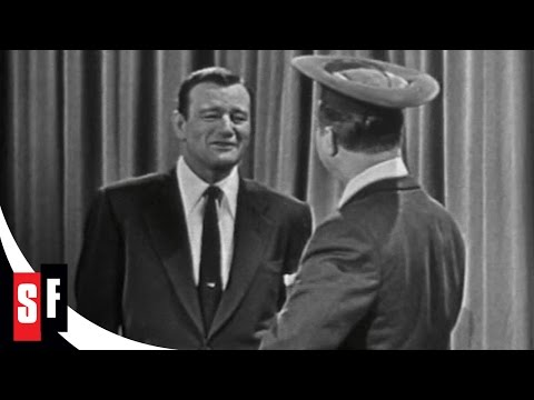 The Red Skelton Show: The Early Years 1951-1955 (2/2) John Wayne Visits Red