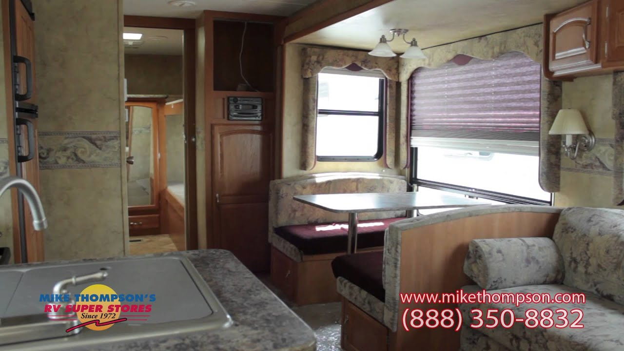2007 Keystone Cougar 301bhs For Sale Mike Thompson S Rv