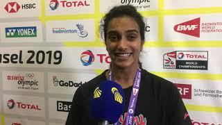 Sindhu World Champion
