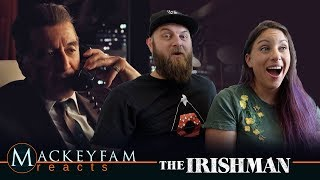 The Irishman | Official Teaser- REACTION and REVIEW!!!