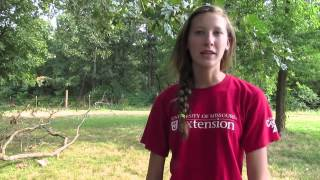 Recycling Project by Newton County 4-H Teens