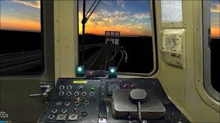 OpenBVE HD: Operating NYC Subway R46 F Train via D Line WIP from Coney Island to Bronx & Yard