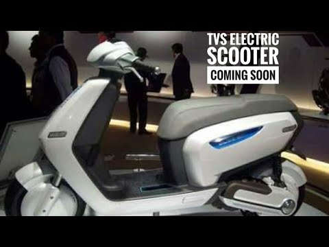 0b3023b3042 TVS Jupiter Based Electric Scooter Coming Soon - YouTube