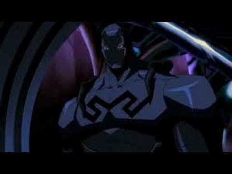 Black Beetle Vs Young Justice