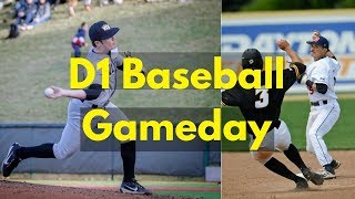 D1 Baseball Gameday: Update and 3 Game Sweep