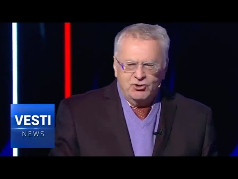 Zhirinovsky: Russia's Pro-Western Elite Is Treacherous And Forced Back Home Because Of Sanctions!