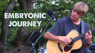 Jefferson Airplane - Embryonic Journey (cover by Quentin Callewaert)