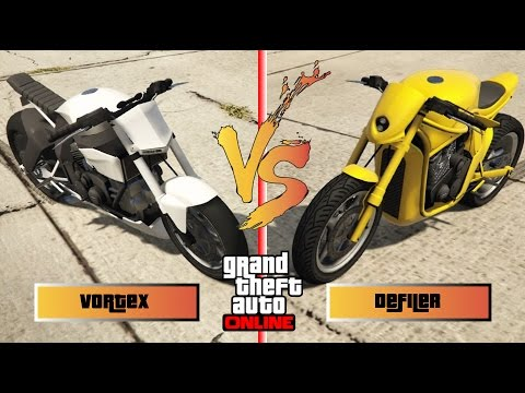 gta online vortex vs defiler