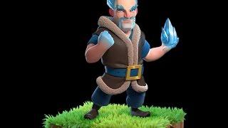 Crepypasta de Clash Of Clans #5 el origen del mago de hielo