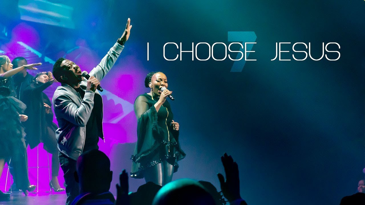 Spirit Of Praise 7 Ft. Bongi Damans & Benjamin Dube - I Choose Jesus Gospel Praise & Worship Song