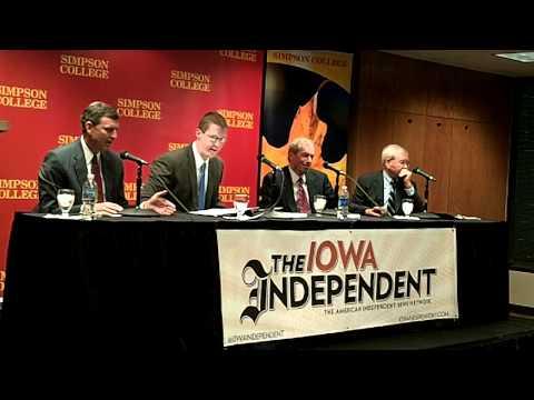 Iowa Independent Retention Debate Coverage 29