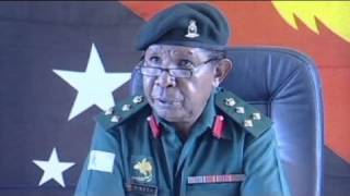 Colonel denies coup in Papua New Guinea