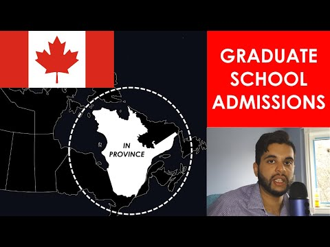 How To Get Accepted Into A Fully Funded (free) Master's Degree Program In Canada
