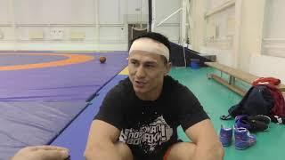 Капитан сборной России Роман Власов