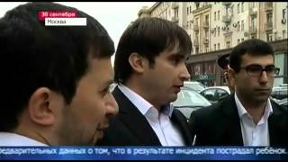 От стрельбы на Дагестанской свадьбе пострадал ребенок