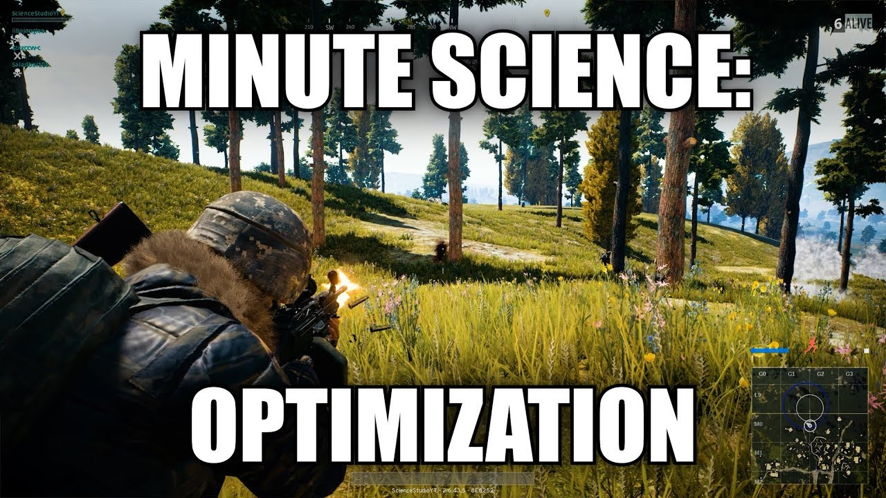 Optimization: The PC Gamer's Achilles' Heel